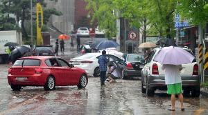 [오늘 날씨] 전국 흐리고 충청·남부 중심 많은 비-오후부터 서울 등 수도권에도 장맛비 예상